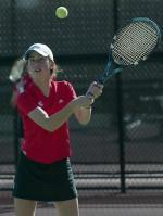 Three advance in the Wilson/ITA Regional Championships