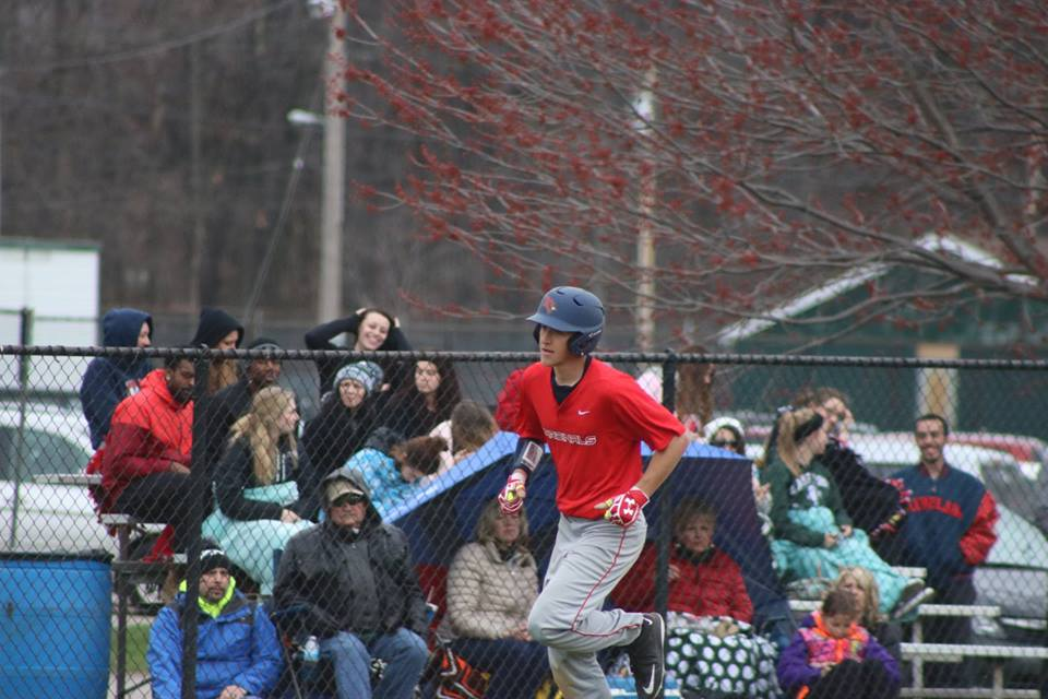 Baseball Vs Lake Erie Game 1 April 1 2016 Photos By Kenya Swiss Saginaw Valley State