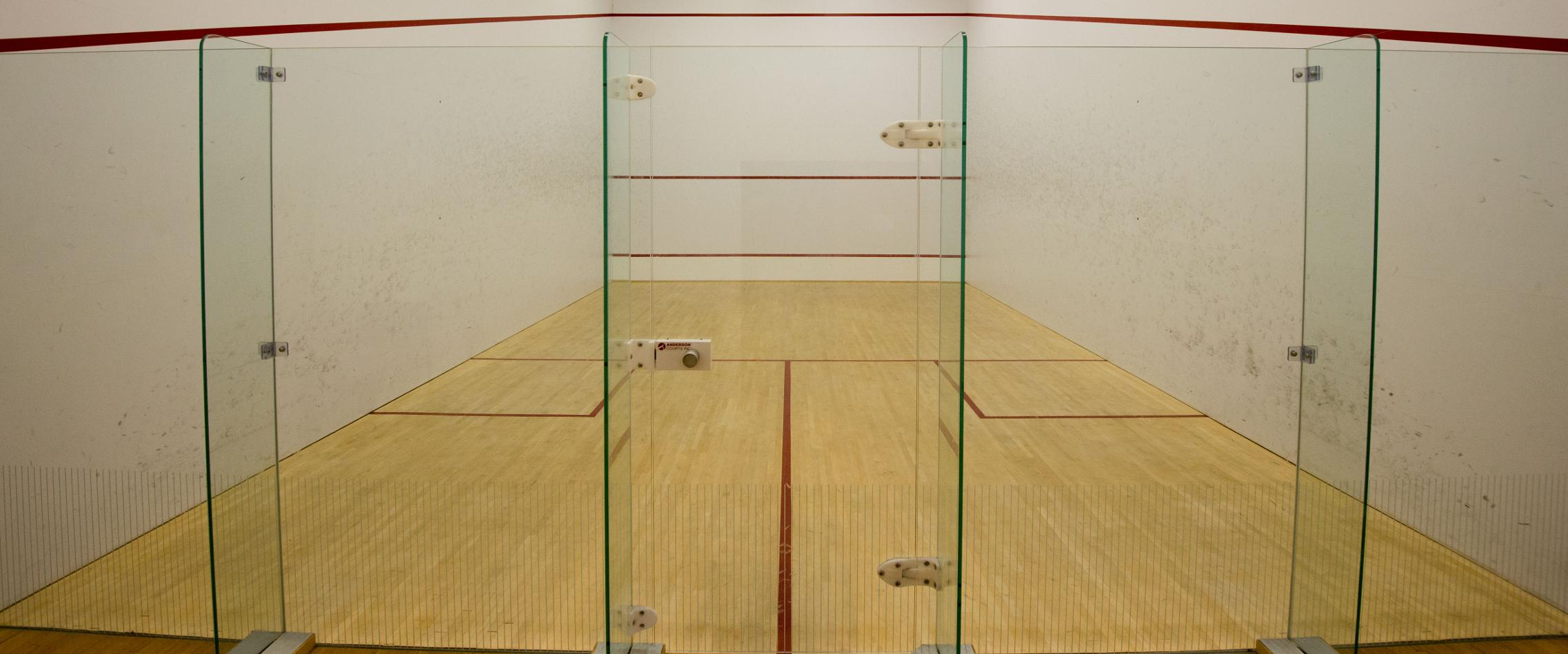 Roland Grimm Racquetball & Squash Courts