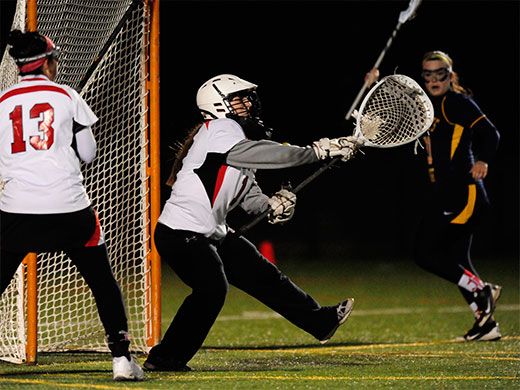 Horn helps Haverford take down Stevenson