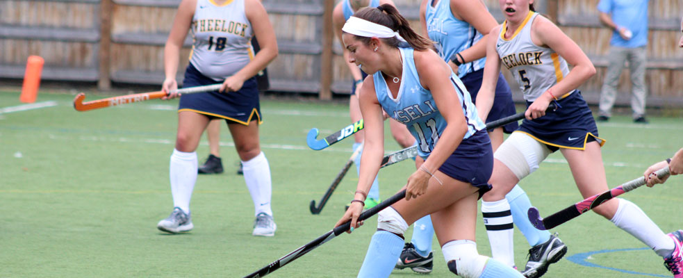 Second Half Surge Lifts Field Hockey Past Ida 6-1