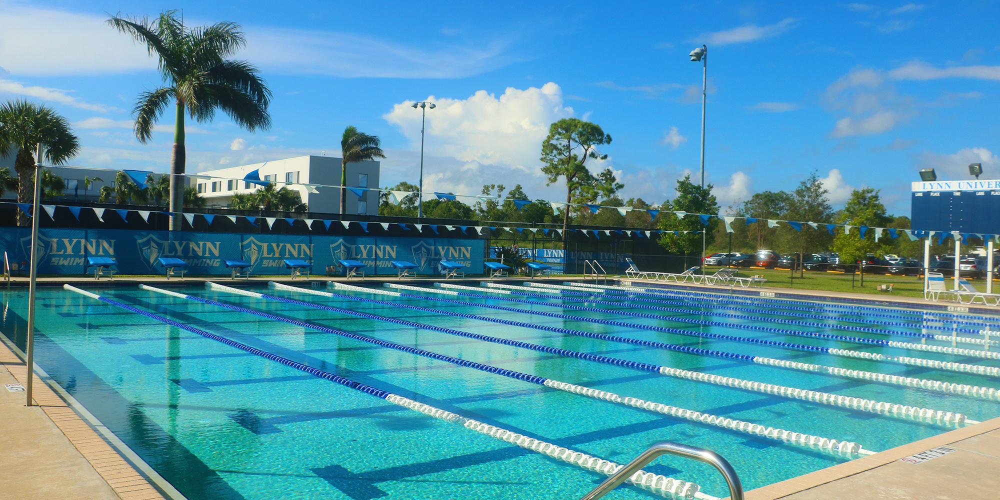 Lynn University Further Expands Sports Programs with Men's Swimming
