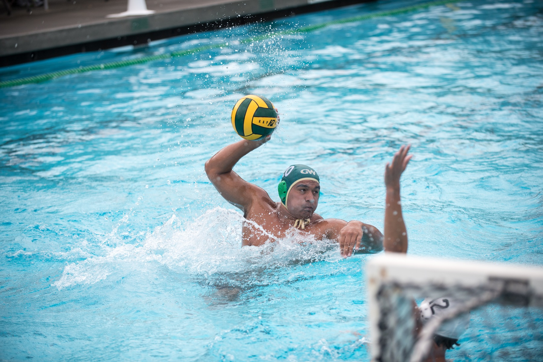 M Water Polo: Two Big Wins Friday, Split Two Tough Matches Saturday