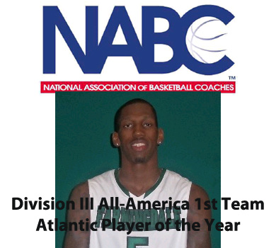 Matthews Selected as NABC DIII All-American and All-District Player of Year
