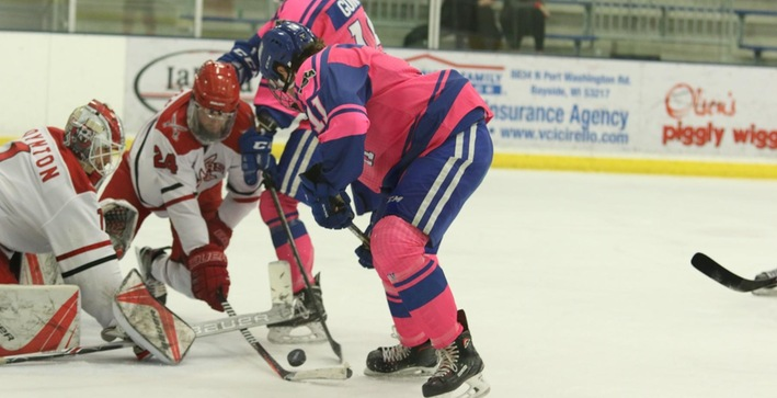 MSOE tops Men's Hockey on Saturday