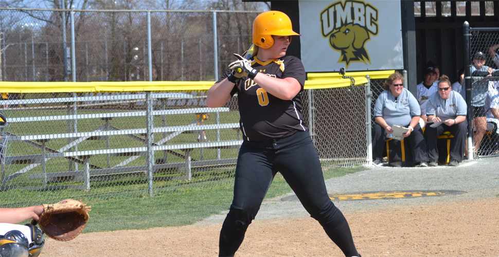 Long Ball Helps UMBC Softball Sweep Day Two of Spartan Classic