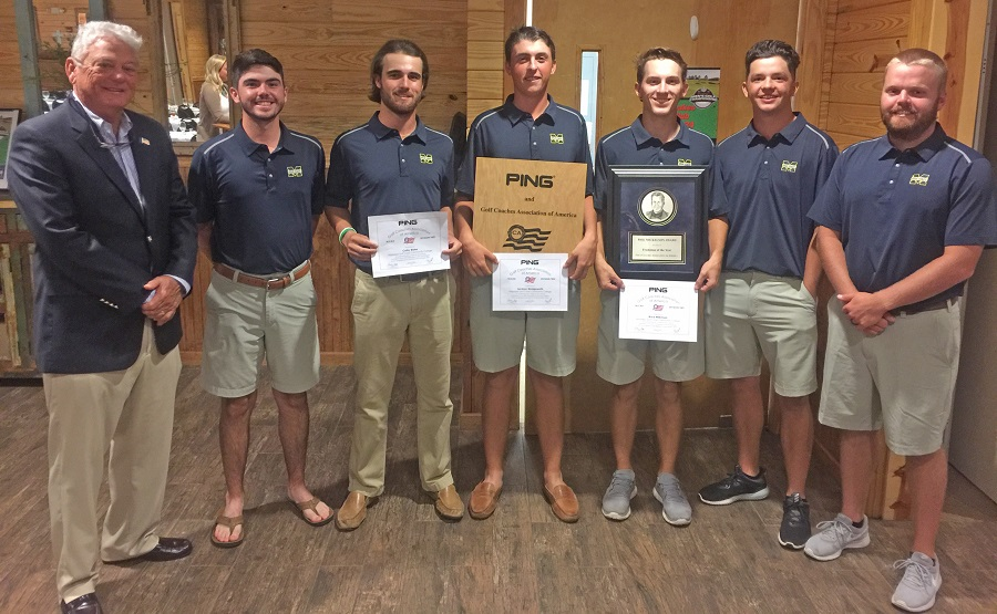 3 MS Gulf Coast CC players get national awards