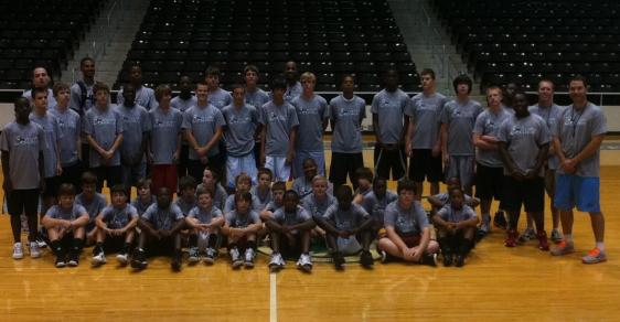 Bobcat Boys' Basketball Camp Featured on Local News