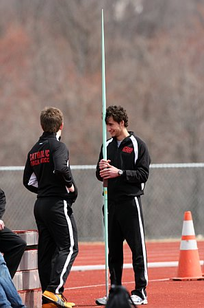 CUA Men's Track Finds Success at Mason-Dixon Invitational
