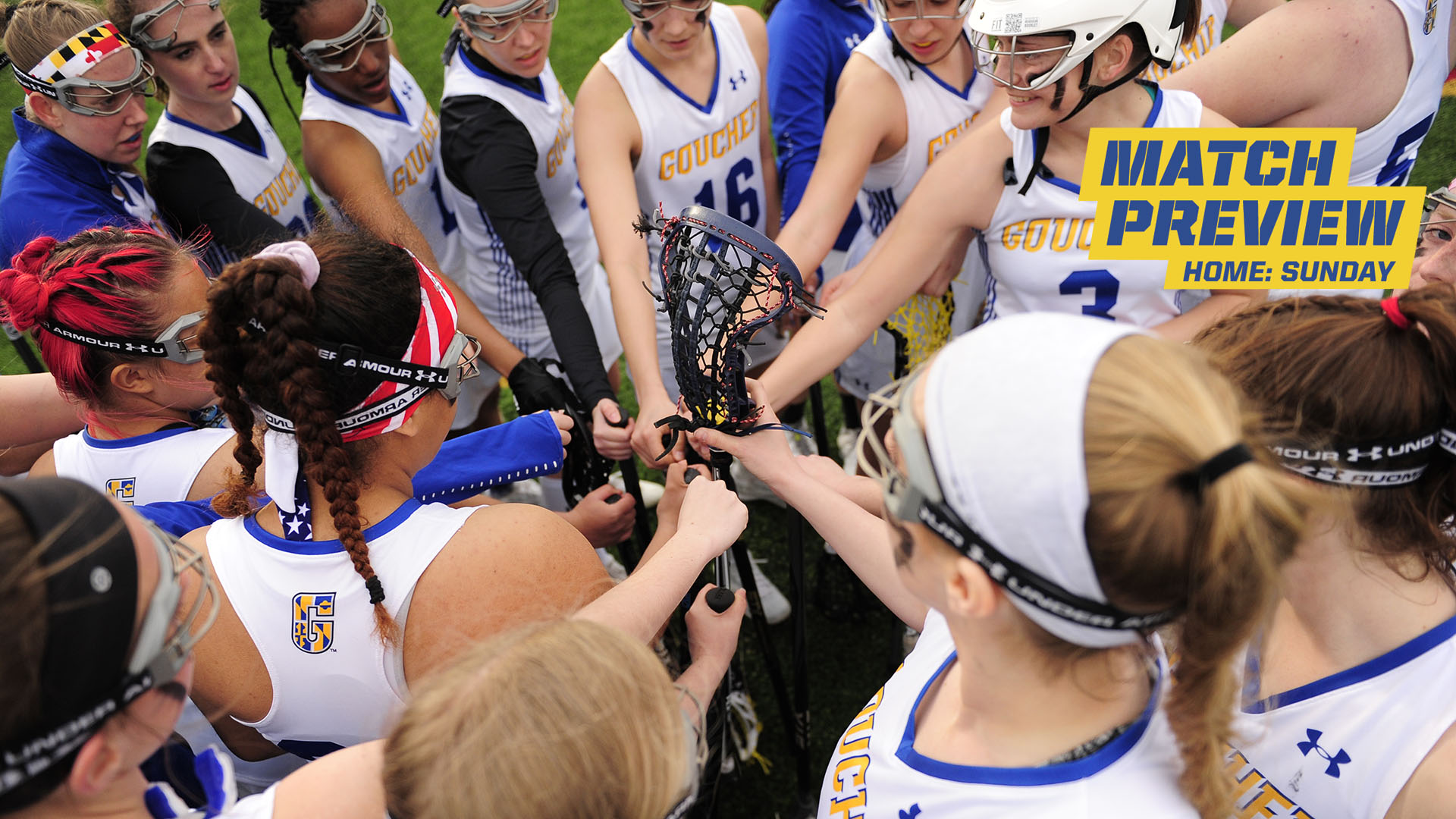 Goucher Women's Lacrosse Opens Second Year Under Goodson At Home Against Virginia Wesleyan On Sunday