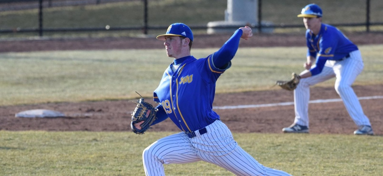 JWU Baseball Downs RIC 5-4 in Home Opener