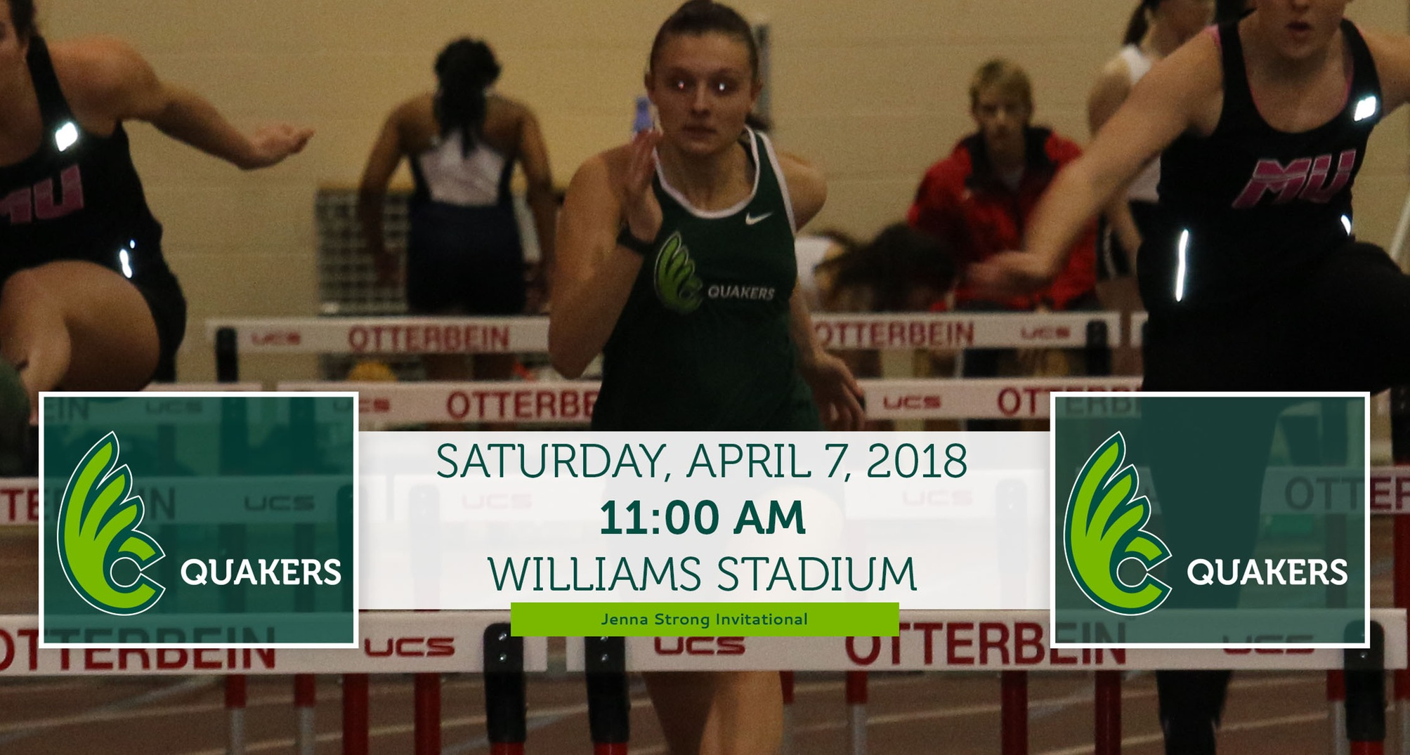 Women's Track and Field to Host Jenna Strong Invitational