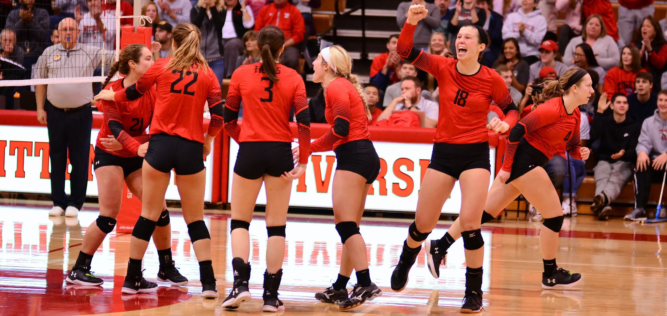 #3 Wittenberg Women's Volleyball Advances to Second Round of NCAA Regional