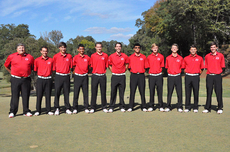 Golf: Panthers place in top 10 of Division III in two national rankings
