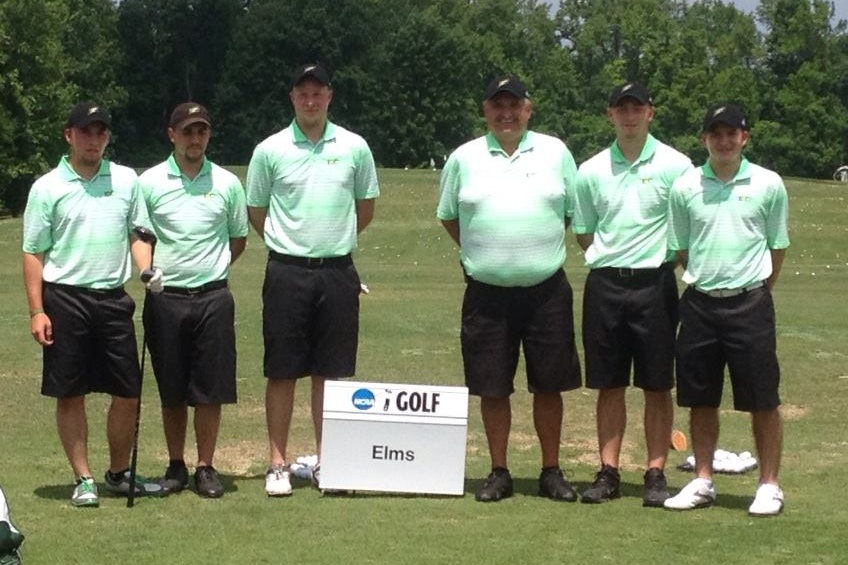 Men's Golf Completes Day One Action at NCAA Division III Championship
