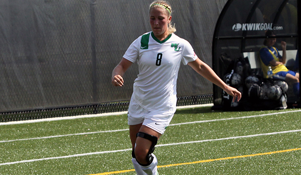 Chelsea Grace's First Half Goal Leads Wilmington Women's Soccer Past Goldey-Beacom in Shutout