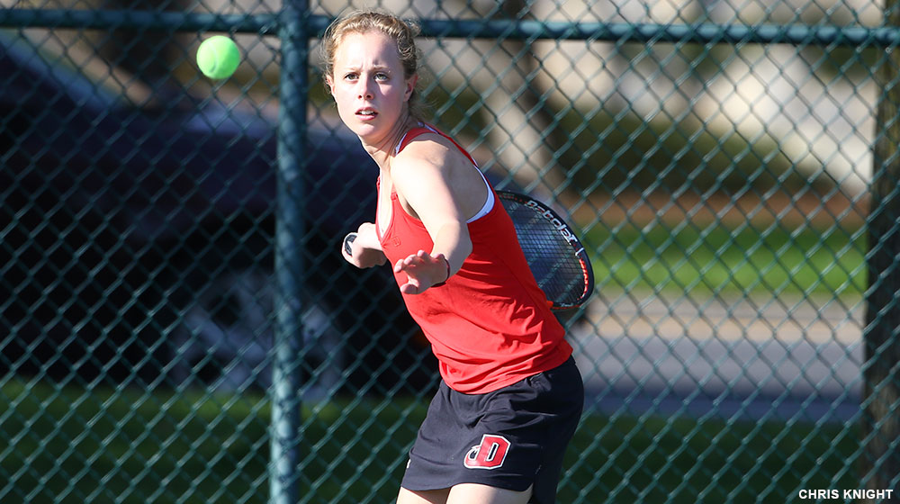 Red Devils Return to Action at ITA Regionals