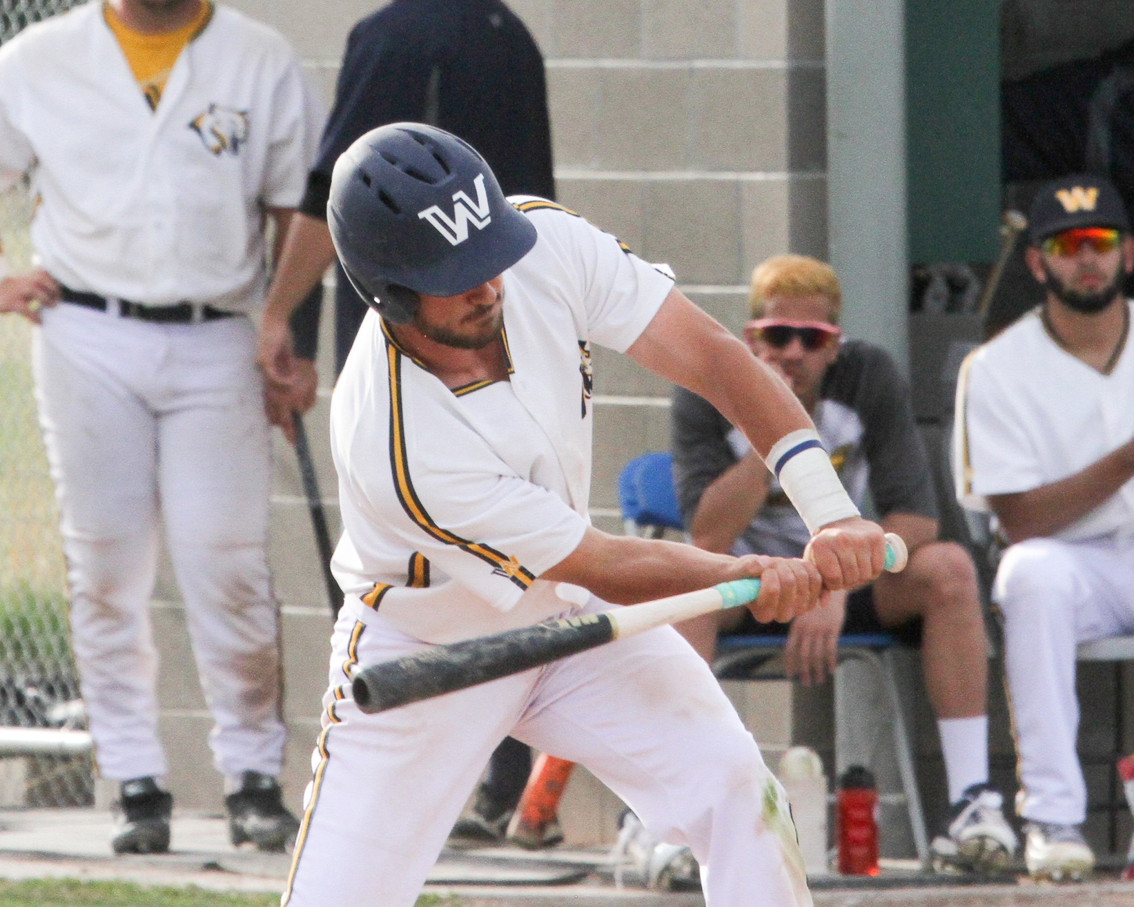 WNCC baseball sweeps NJC, needs one win Sunday to win conference title