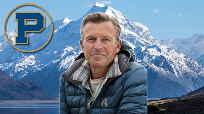Renowned Mountaineer To Speak At Principia