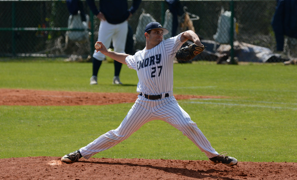 No. 4 Birm.-Southern Scores Four Late to Upend Emory Baseball, 4-1