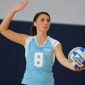 Volleyball Smothers Bay Path in 2010 Debut, 3-0