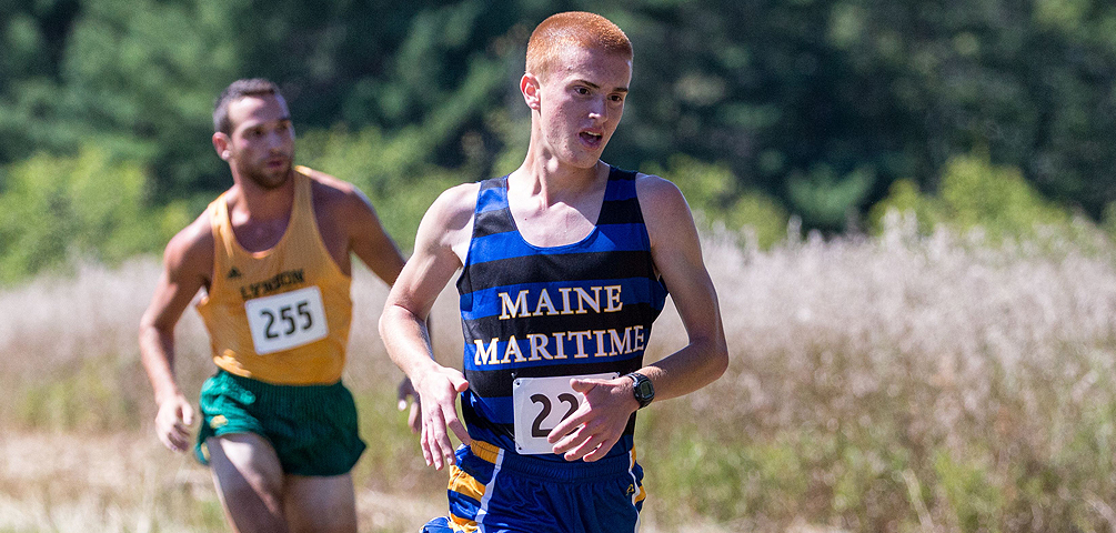 Van Ess Leads Mariners at State of Maine Championship