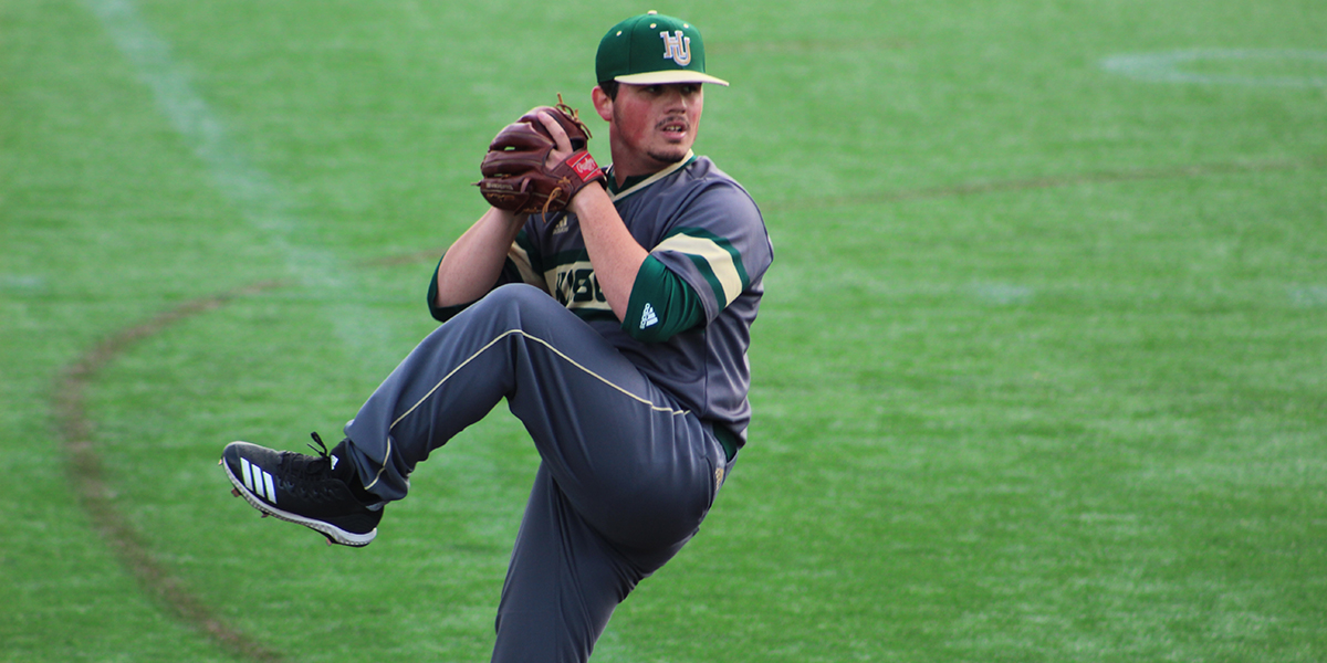 Colford Delivers the Eagles to 2019 NAC Baseball Tournament Final Round with Shutout of Hornets, 6-0