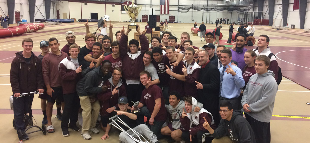 Wrestling Captures Doug Parker Invitational Behind Three Individual Titles