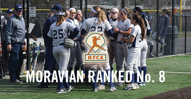 Greyhounds Move Up to 8th in Latest NFCA Division III Top 25 Poll