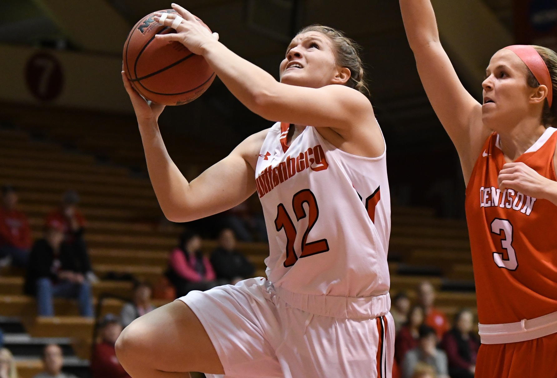 Wittenberg Women's Hoops Hangs On At Hiram