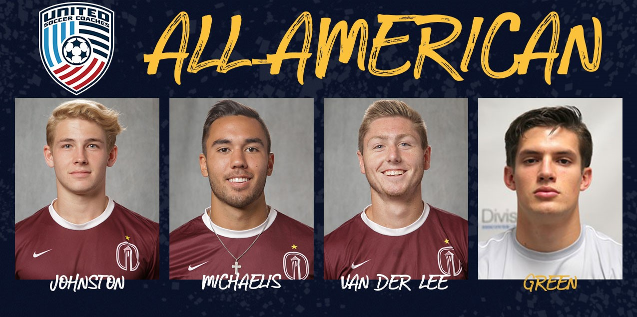 Four SCAC Student-Athletes Earn United Soccer Coaches All-American Recognition