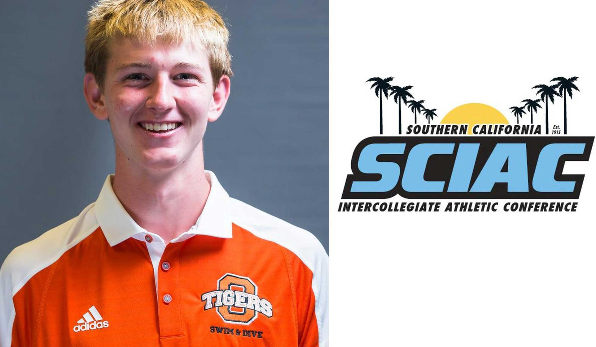 Sebastian Named SCIAC Swimmer of the Week