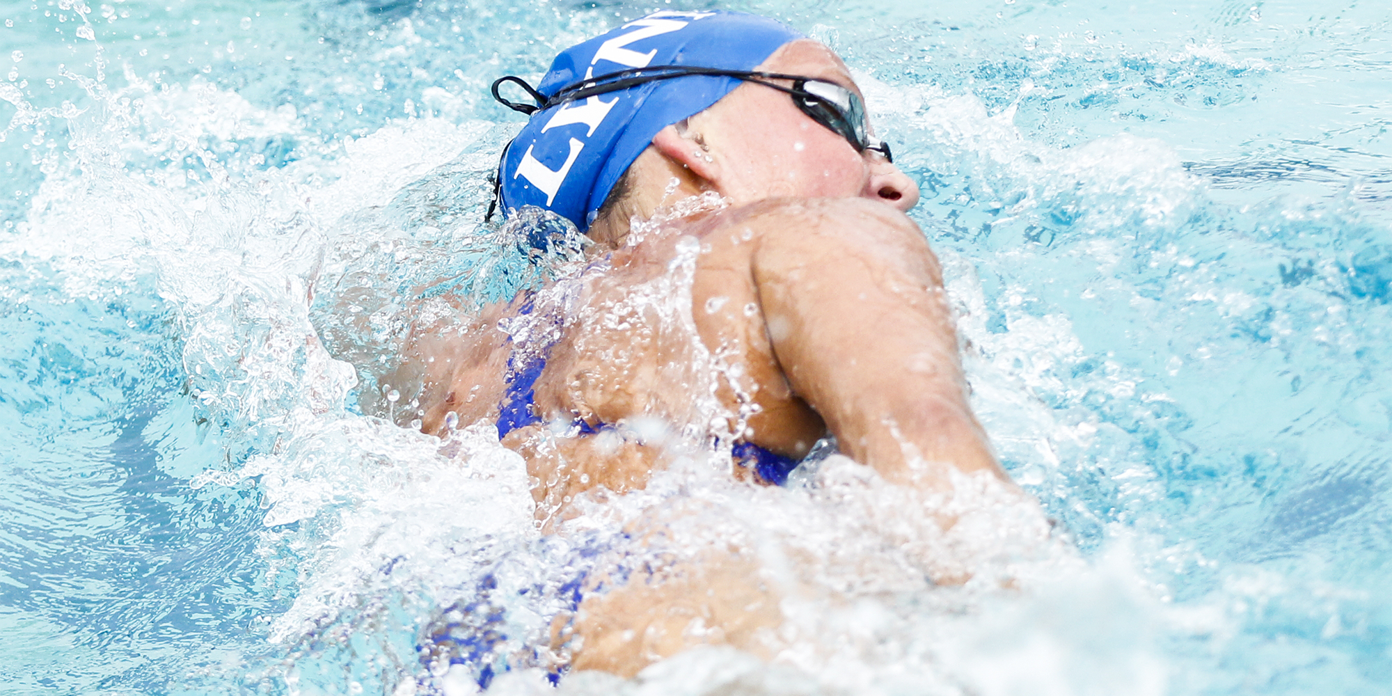 Women's Swimming Pounces on Panthers, Wins Second-Straight Dual