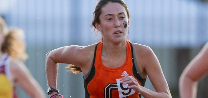 Oxy Women's XC Beats Pomona in Dual