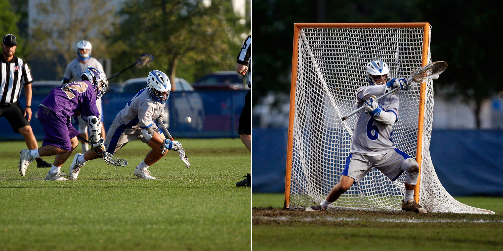 Men's Lacrosse Duo Earns SSC Weekly Awards; Brous Breaks Lynn Athletics All-Time Record