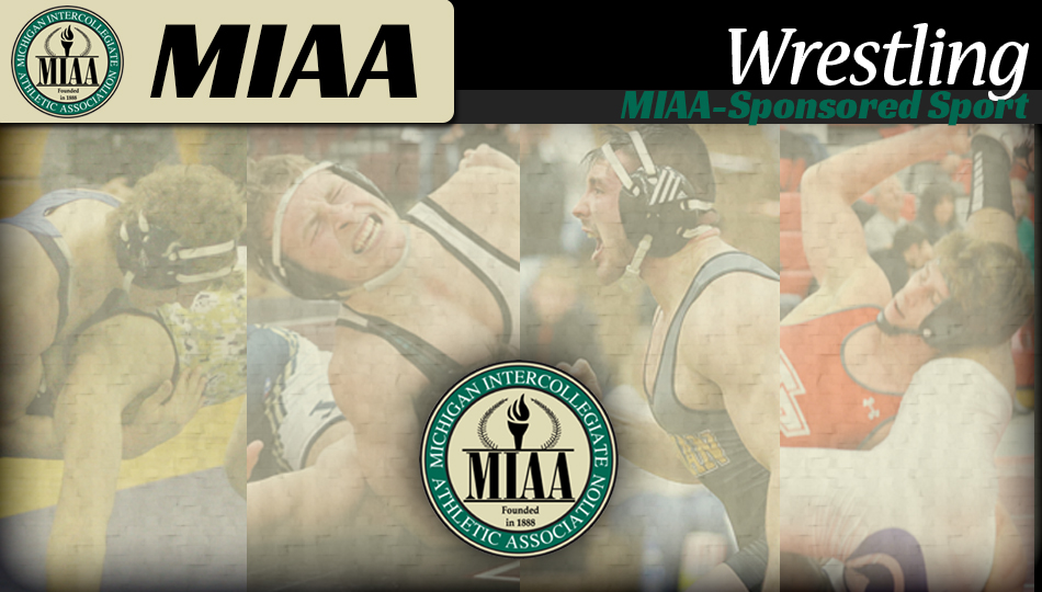 MIAA to Sponsor Men's Wrestling Starting with 2018-19 Academic Year