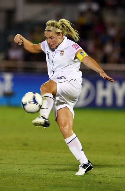 Johnston Earns Spot on U.S. Women's National Team World Cup Roster
