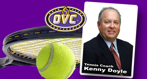 Men's tennis team picked for third, Tech women tabbed fifth in OVC poll