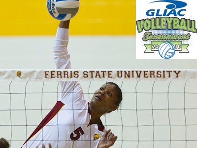 Women's Volleyball Weekly Notes (GLIAC Tournament)