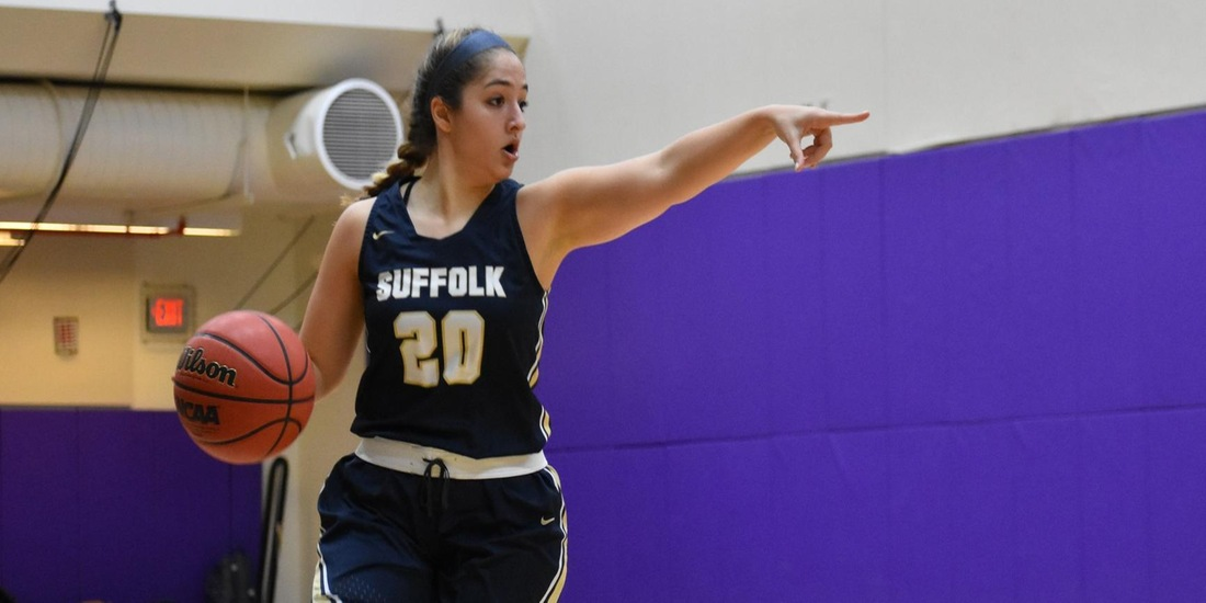 Women's Basketball Stretches Streak to Six, Handles Anna Maria, 87-61