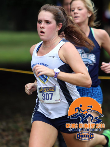 Emory & Henry Women's Cross Country Takes Eighth At Saturday's ODAC Championship
