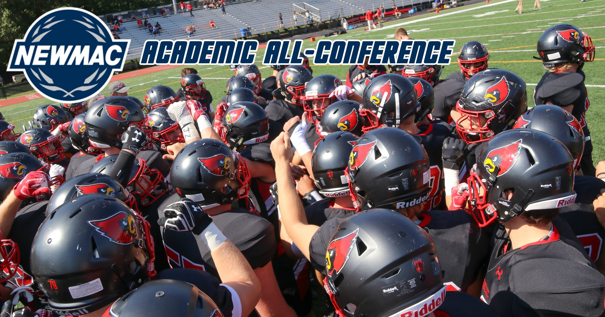Eight Cardinals Named to Academic All-Conference Team