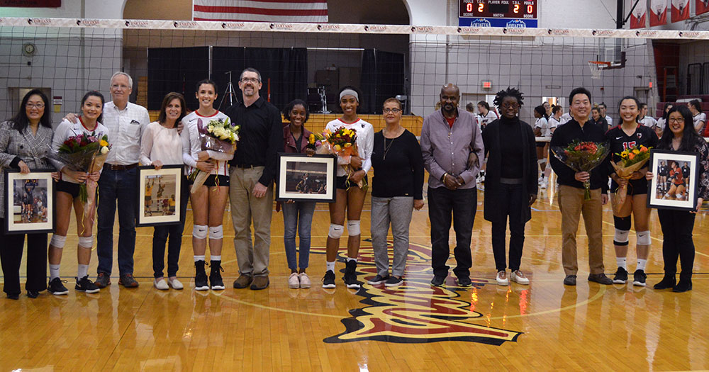 #19 Tartans Close Home Schedule with Sweep on Senior Night