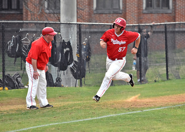 The Huntingdon baseball team opens the season at home against Millsaps on Friday. First pitch is set for 5 p.m.