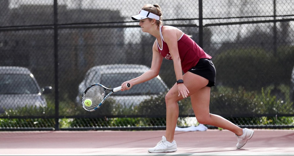 Women's Tennis Hosts Nevada And Cal Poly This Week
