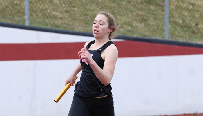 Women's Outdoor Track & Field notches 7-1 record at Muskie Duals