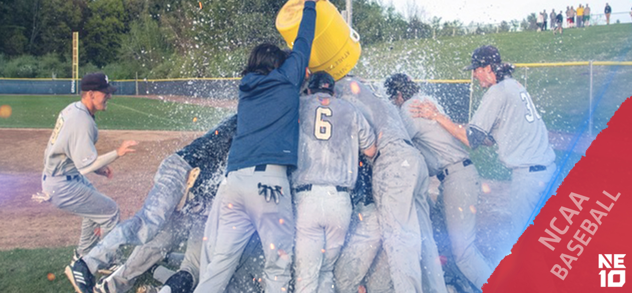 Embrace the Victory: SNHU Sweeps Doubleheader to Advance to NCAA Baseball East Super Regionals