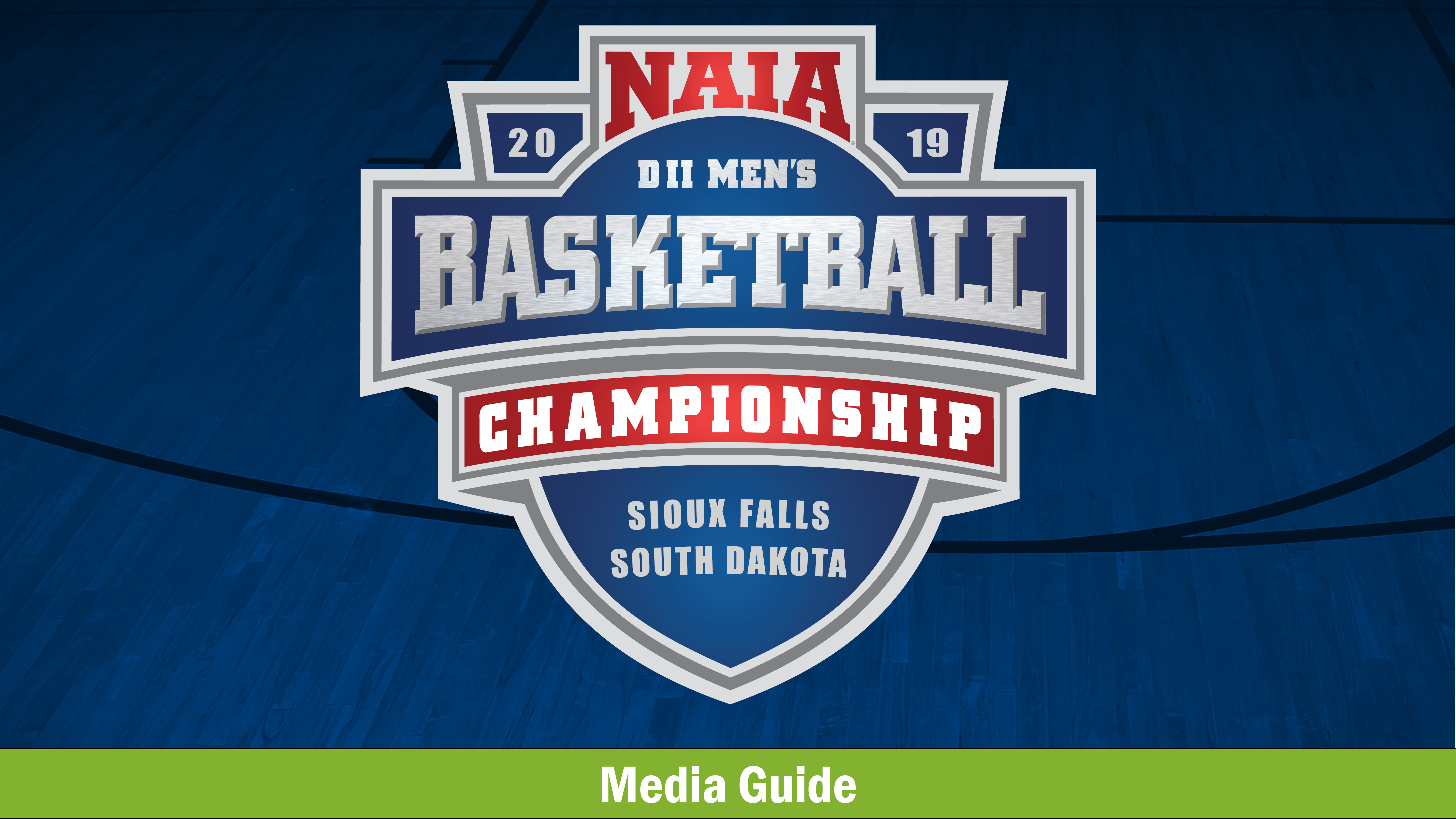 2019 Division II Men's Basketball National Championship Media Guide