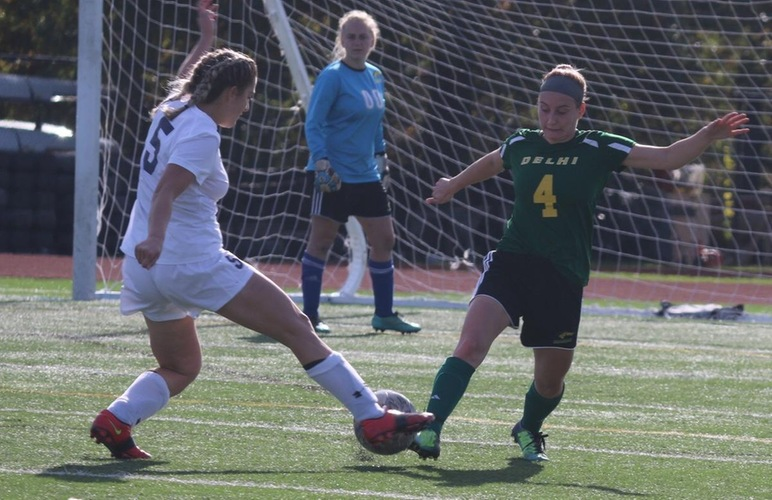 Women's Soccer Concludes Season at NIAC Semifinals Against Fisher