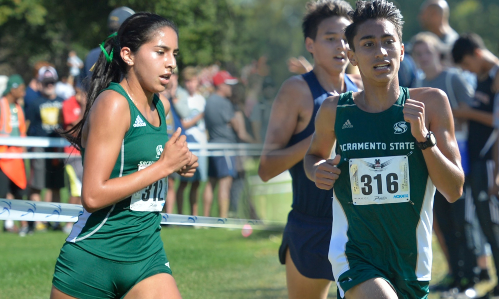 QUINONES, CHANGCO LEAD CROSS COUNTRY AT THE BRONCO INVITATIONAL